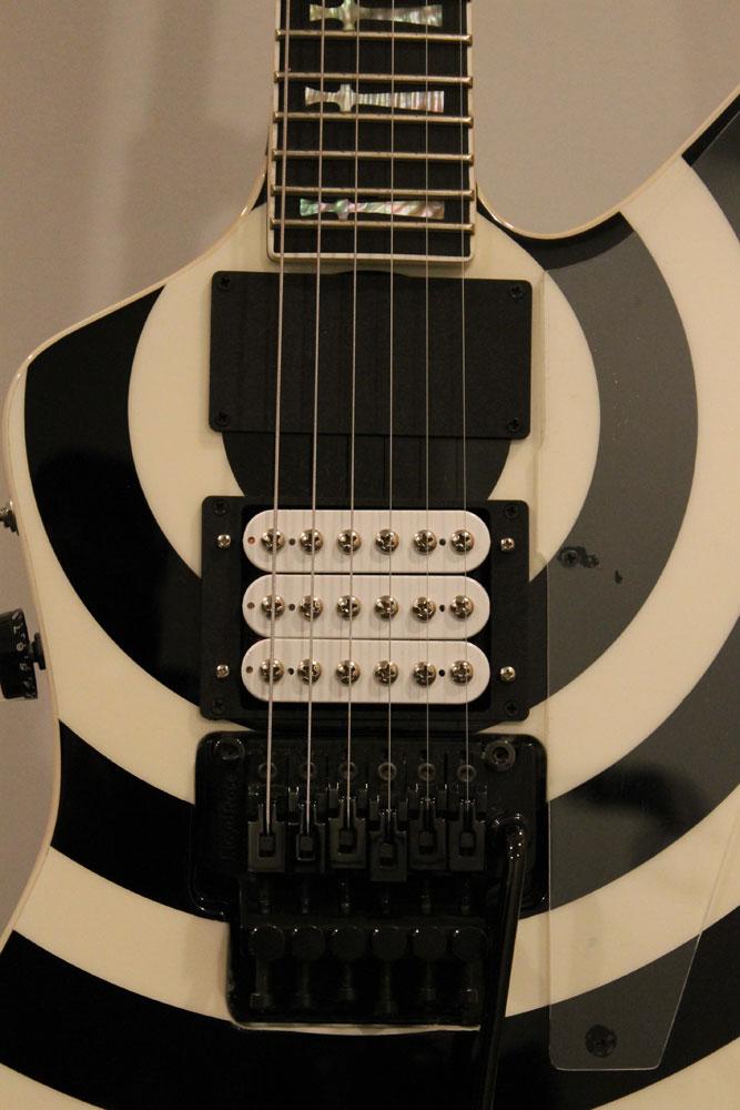 Bulldozer Guitars Bc Rich Warlock